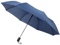 Зонт складной Gisele, синий фото
