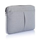 Чехол для ноутбука 15, серебряный/серый фото