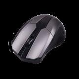 Мышь беспроводная RITMIX RMW-560, серая фото