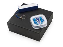 Подарочный набор «Non-stop music» с наушниками и зарядным устройством фото