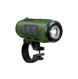 Портативная колонка RITMIX SP-520BC, зеленая фото
