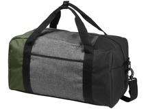 Универсальная сумка, 19 дюймов, серая с зеленым фото