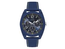 Часы наручные Guess, мужские, синие фото