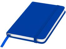 Блокнот А5 Spectrum с нелинованными страницами, синий фото