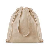 Рюкзак на шнурках из переработа фото