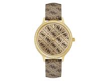 Часы наручные Guess, женские, золотистые фото
