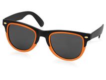 Очки солнцезащитные Rockport, чёрный/ оранжевый фото