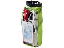 Туристическая водонепроницаемая сумка, салатовый фото
