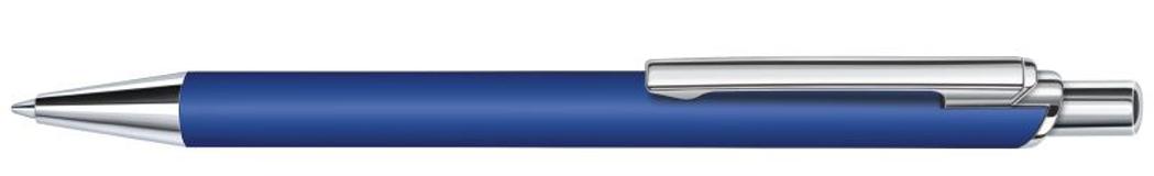 Шариковая ручка Arvent Soft Touch,синий фото