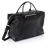 Дорожная сумка, черный/белый фото