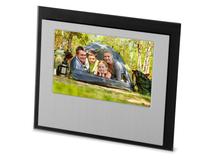 Рамка для фотографии Баэса, черный/ серый фото