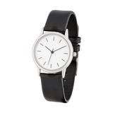Часы наручные, черный/ серый фото