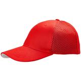 Бейсболка Ronas Hill, красная фото
