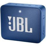 Беспроводная колонка JBL GO 2, синяя фото