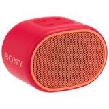 Беспроводная колонка Sony SRS-01, красная фото