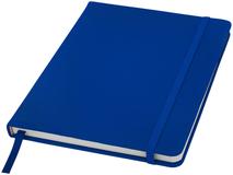 Блокнот на резинке Spectrum А5, 96 листов, синий фото