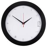 Часы настенные «Бизнес-зодиак. Близнецы» фото