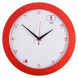 Часы настенные «Бизнес-зодиак. Овен» фото