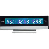 Часы с термометром и гигрометром Amplitude фото