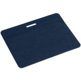 Чехол для карточки Devon, синий фото