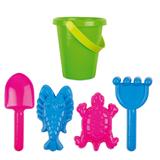 Детский набор для куличиков, многоцветный фото