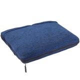 Дорожный плед onBoard, синий меланж фото