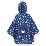 Дождевик детский friends blue, синий фото