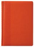 Ежедневник недатированный BRAND, оранжевый фото