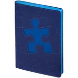 Ежедневник недатированный Управление персоналом, синий фото