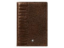 Ежедневник, коричневый фото
