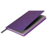 Ежедневник недатированный Portobello Trend Rain, фиолетовый (стикер, б/ленты) фото