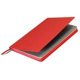 Ежедневник недатированный Portobello Trend, Rain, красный (стикер, б/ленты) фото