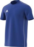Футболка Core 18 JSY, синяя фото