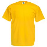 Футболка мужская бесшовная Start, солнечно-желтый фото