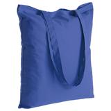 Холщовая сумка Optima 135, ярко-синяя фото