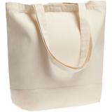 Холщовая сумка Shopaholic, неокрашеная фото