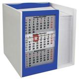 Календарь настольный  на 2 года с кубариком фото