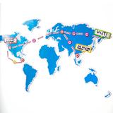 Карта магнитная my trip фото