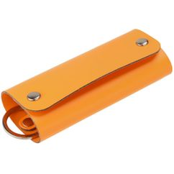 Ключница Salamander, оранжевая фото
