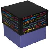 Коробка подарочная «Пожелание», малая фото