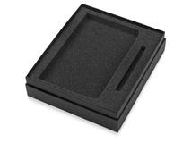 Коробка с ложементом Smooth L для ручки и блокнота А5 фото