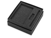 Коробка с ложементом Smooth M для ручки, флешки и блокнота А6 фото