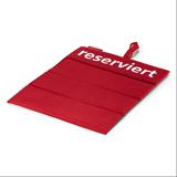 Коврик складной seatpad red, красный фото