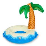 Круг надувной palm tree фото