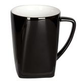 Кружка Elegance, черная фото