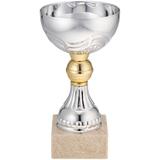Кубок Grail, серебристый фото