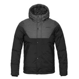 Куртка мужская Down Parka, черная фото