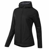 Куртка женская Outdoor с флисовой подкладкой, черная фото