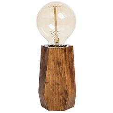 Лампа настольная Wood Job фото