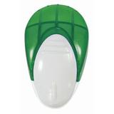 Мемо-холдер на липучке с держателем для авторучки, серый, зеленый фото